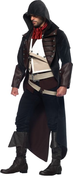 Adult Arno Dorian Costume - Assassin's Creed Unity