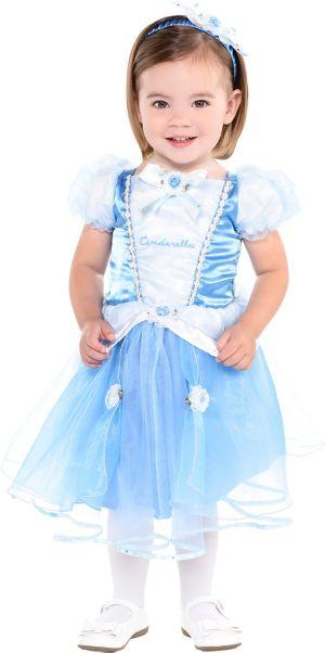 Baby Cinderella Costume - Cinderella