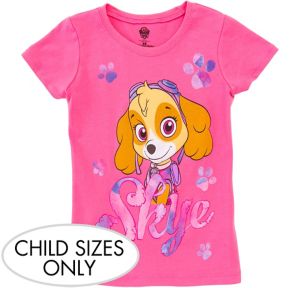 Child Skye T-Shirt - PAW Patrol