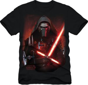Kylo Ren T-Shirt - Star Wars 7 The Force Awakens