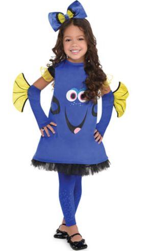 Toddler Girls Dory Costume - Finding Dory