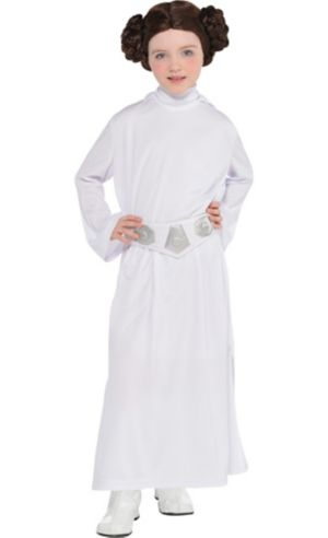 Toddler Girls Princess Leia Costume - Star Wars