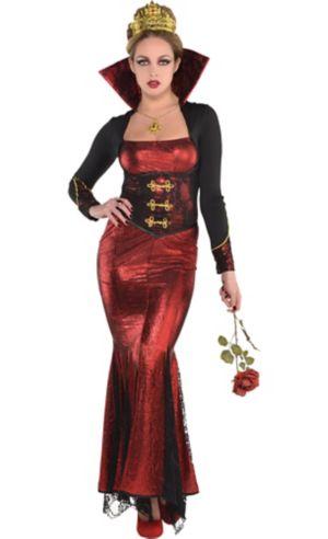 Adult Queen Vampire Costume