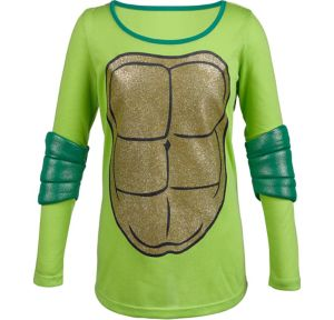 Child Teenage Mutant Ninja Turtles Long-Sleeve Shirt