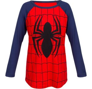 Child Spider-Girl Long-Sleeve Shirt