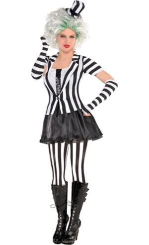 Adult Mrs. Beetlejuice Costume