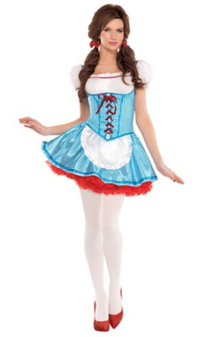 Adult Dorothy Costume - The Wizard of Oz
