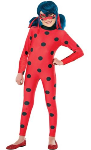 Toddler Girls Miraculous Ladybug Costume