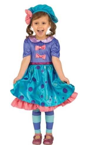 Toddler Girls Lavender Costume - Little Charmers
