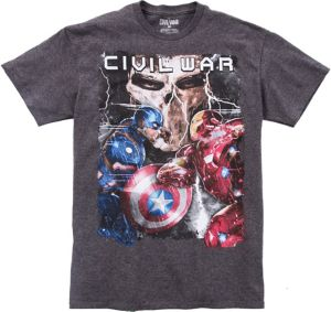 Captain America: Civil War T-Shirt