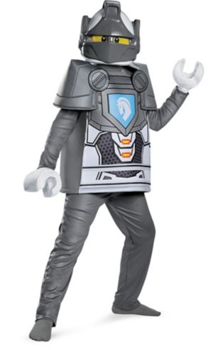 Boys Lance Costume - Lego Nexo Knights