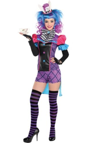 Adult Mad Hatter Costume Deluxe