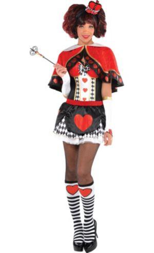 Adult Red Queen Costume Premier