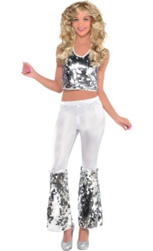 Adult Disco Costume