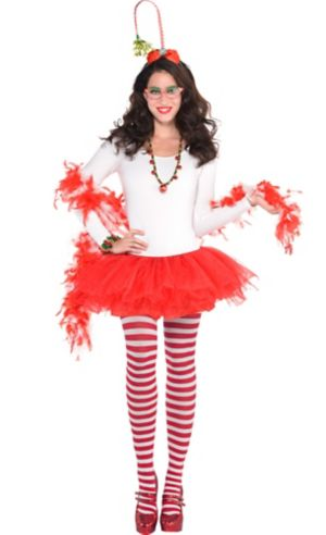 Adult Candy Cane Costume