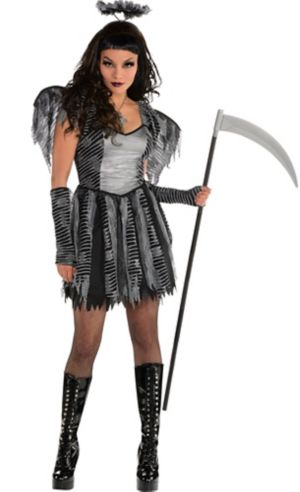 Adult Dreadful Angel Costume