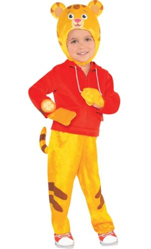 Toddler Boys Daniel Tiger Costume - Daniel Tiger's Neighborhood