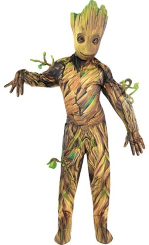 Little Boys Baby Groot Costume - Guardians of the Galaxy 2