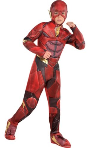 Boys The Flash Muscle Costume - Justice League Part 1