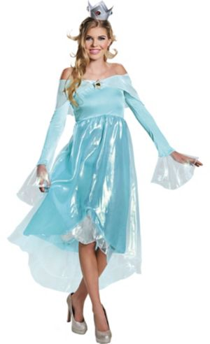 Adult Rosalina Costume - Super Mario Brothers