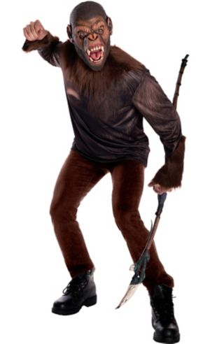 Adult Caesar Costume - War for the Planet of the Apes