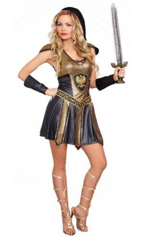 Adult Deadly Roman Warrior Costume