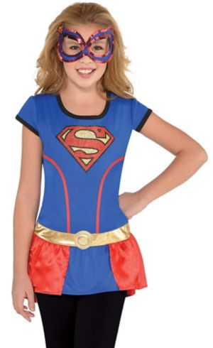 Child Supergirl Tunic - Superman