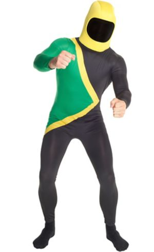 Adult Jamaican Bobsled Team Costume