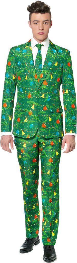 Adult Christmas Lights Suit