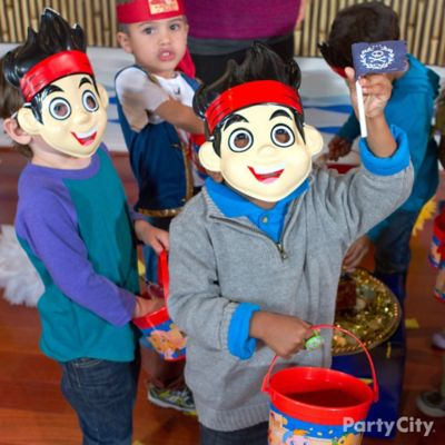 Jake and the Never Land Pirates Party Ideas
