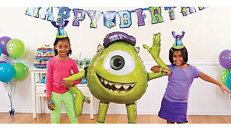 Monsters University Gliding Balloon Idea