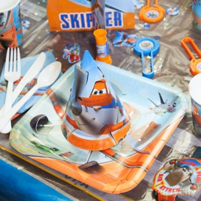 Planes Place Setting Idea