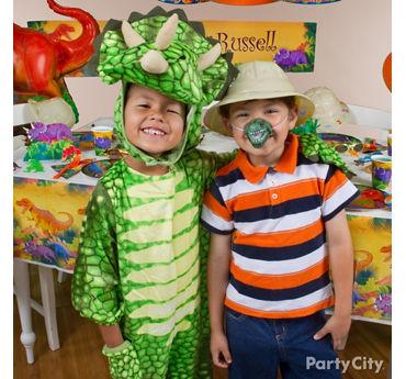 Prehistoric Dinosaur Party Ideas