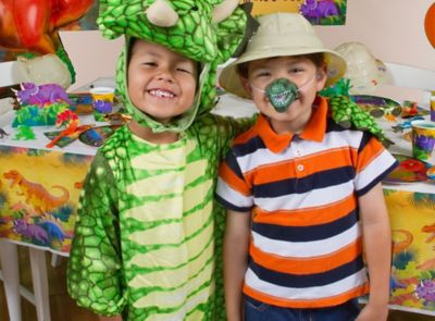 Prehistoric Dinosaur Party Ideas