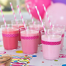 Barbie Pretty-In-Pink Drink Idea