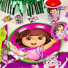 Dora Place Setting Idea