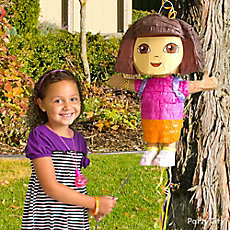Dora Pinata Game Idea