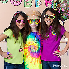 Hippie Chick Group Outfit Idea
