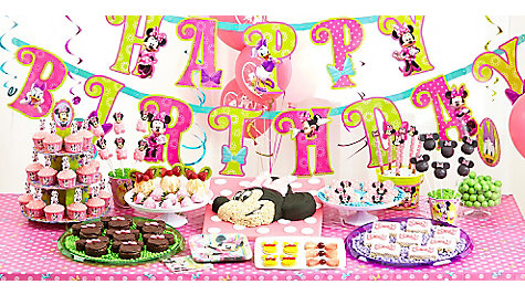 Minnie Mouse Sweets & Treats