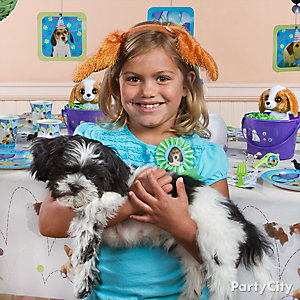 Party Pups Birthday Outfit Idea