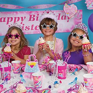 Princess Party Table Idea