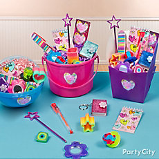 Princess Favor Bucket Idea