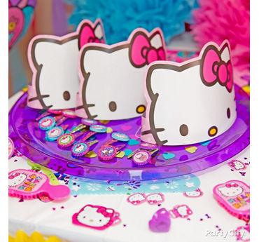 Hello Kitty Favor Display Idea
