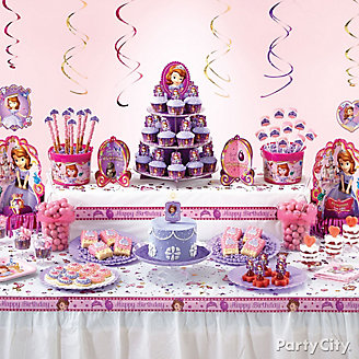 House Of Cakes Dubai Sofia The First Party Ideas