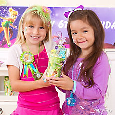 Tinker Bell Birthday Outfit Idea
