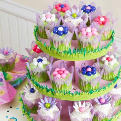 Tinker Bell Cupcakes Idea