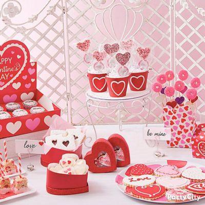 Valentines Day Vintage Treat Ideas