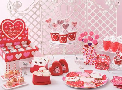 Valentine's Day Vintage Treat Ideas
