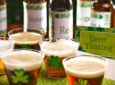 St. Patricks Day Drink Ideas