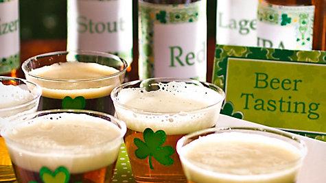 St. Patricks Day Drink Ideas
